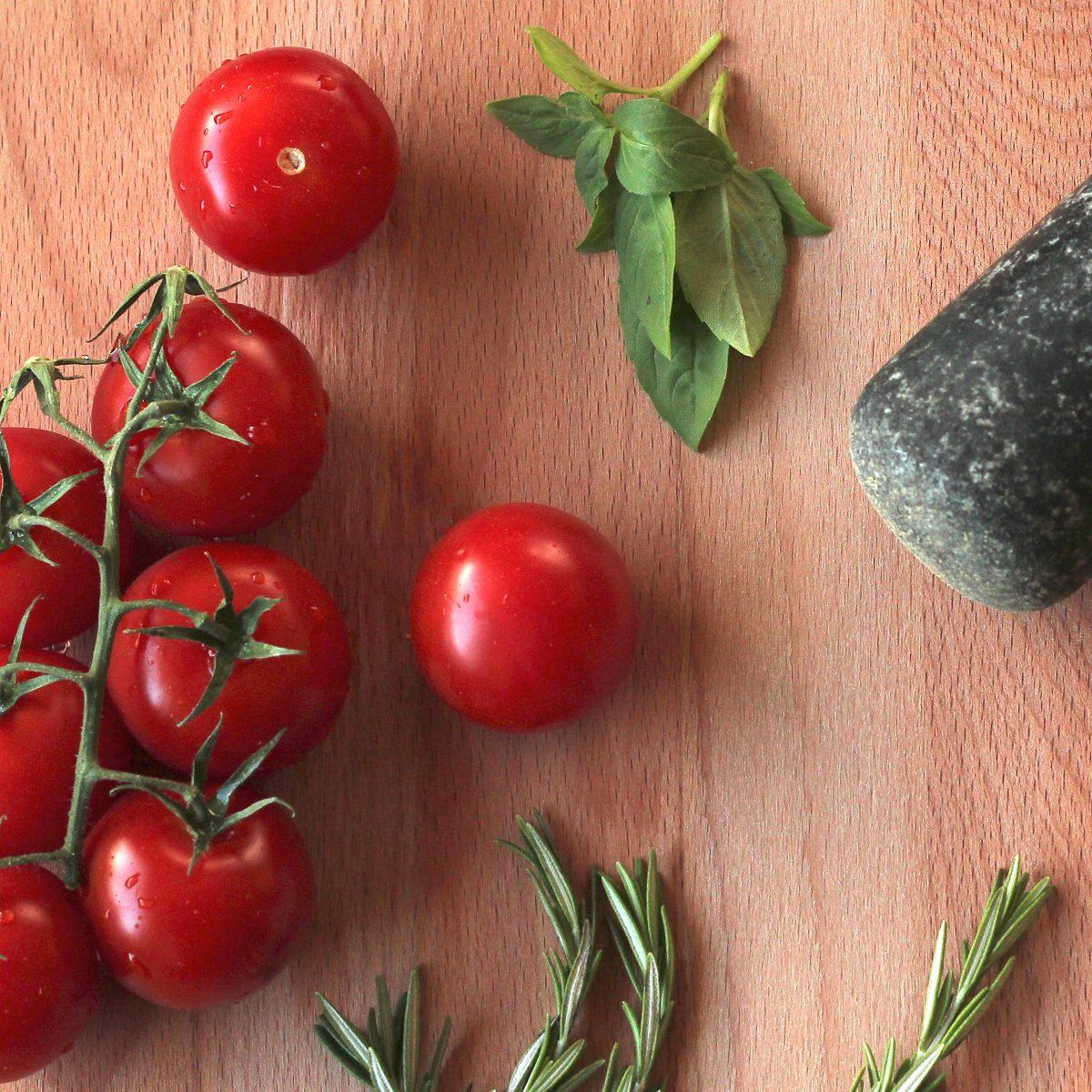 Local Food Ingredients